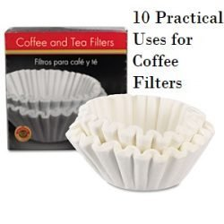 10 Practical Uses for Coffee Filters