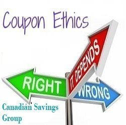 Ethical Couponing
