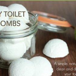 Homemade Toilet Bombs