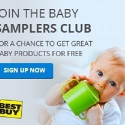 Baby Sampler's Club – Join to Get Awesome Free Products