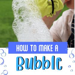 Bubble Snake: a Fun Summer Activity!